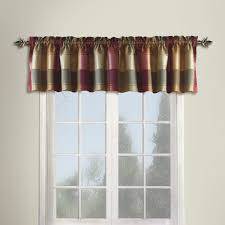 Q Modern Curtain Panels For French Doors Living Room With Valance Mod