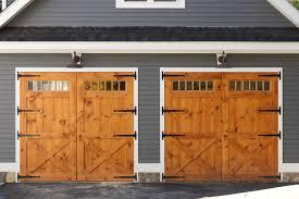 Impressive Design Ideas How To Build A Hinged Barn Door ...