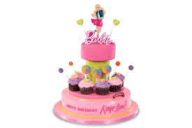 Red Ribbon Birthday Cakes Design Happy Birthday World