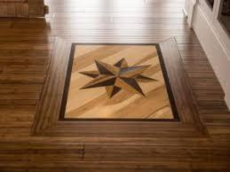 Decorative Hardwood Floors Medallions Borders Trim and Tile