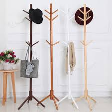 Round Coat Rack 100 Hooks Solid Wooden Clothes Rack Coat Rack Racks Creative Furniture 82