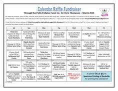 Calendar Raffle Template 15 Best Raffle Ticket Templates For Word Images Lottery Tickets