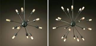 quincy small sputnik chandelier restoration hardware orb chandeliers small gold sputnik chandelier