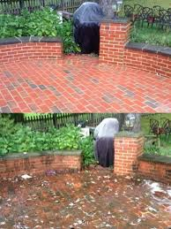 wexford patio cleaning brick patios