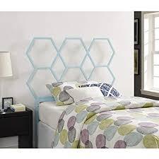 twin metal headboard. Unique Metal WE Furniture Honeycomb Style Twin Metal Headboard Blue And Headboard S