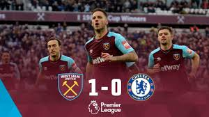 Get the latest west ham united news, scores, stats, standings, rumors, and more from espn. Highlights West Ham United 1 Chelsea 0 Youtube