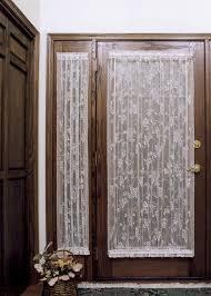 front door curtain panelDecorating Front Door Curtain Panel  French Door Sheers  French