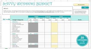 wedding planning on a budget spreadsheet splendid wedding planning excel spreadsheet template