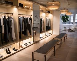Boutique Retail Design The Best Minimalist Stores For Online Shoppers Fashionista