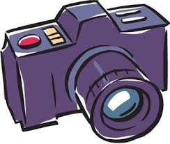 Small Picture Blue Digital Camera Cliparts Colored Illustration As Vector Free
