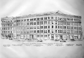 architecture drawing 500 days of summer. Architecture Drawing 500 Days Of Summer The Bradbury Building Circa 1893 Showing Prospective Tenants