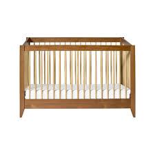 modern white cribs
