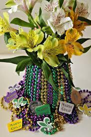 3 step mardi gras decoration earning and saving with sarah
