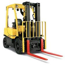 Driving A Forklift For The First Time See The Video Learn The