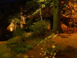 moonlight outdoor lighting. Lighting On The Grounds At Lookout Mountain Fairyland Club. We Used High Output LED Moonlight Outdoor O
