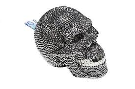 <b>Копилка Skull Crystal</b> Silver 20cm. 32021 в Киеве купить <b>kare</b> ...