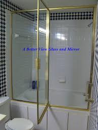 frameless glass shower doors surface protection wall