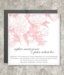Easy Invitation Templates Rose Scrolls Square Invitation Template