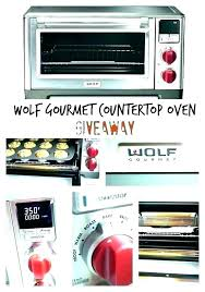 top rated ovens wolf gourmet oven x toaster convection manual giveaway me vs reviews review r wolf stainless steel convection oven review