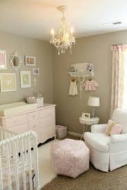 Shabby Chic Soft Nursery Decor Ideas