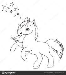 How To Paint A Rainbow Unicorn Easy Paarden Eenhoorn Kleurplaat