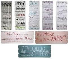 Holzschild Mit Sprüchen Deko Schild Mit Spruch Wandbild Vintage