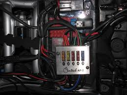 centech ap2 installation locations, gs gsa page 10 adventure rider Centech Fuse Box you can see the container holding extra fuses and a red \