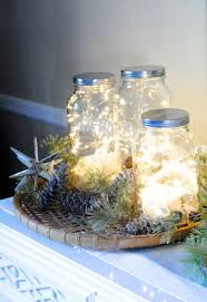 lighting in a jar. fairy light jars lighting seasonal holiday decor the kids think they look like in a jar g