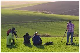 Fotografický workshop Romantická zvlněná Jižní Morava