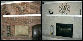 update gas fireplace updating brick fireplace wall image of gas fireplace remodel before and after remodeling brick wall fireplace updating brick fireplace