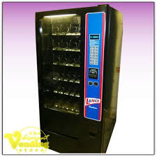 Used Vending Machines Ebay Mesmerizing Lance Vending Machine EBay