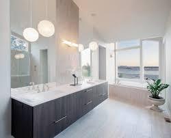 bathroom round pendant light