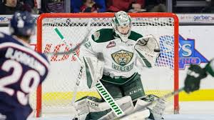 Help design mask for Everett Silvertips goaltender Dustin Wolf!