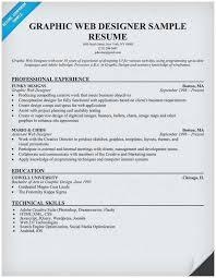 Graphic Designer Resume Sample Word Format Terrific Graphic Design