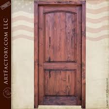 wood furniture door. two panel custom solid wood entry door 5004rpb furniture