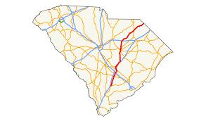 U.S. Route 15 in South Carolina