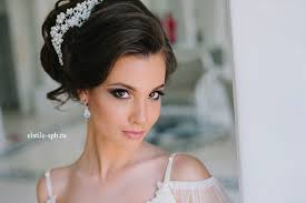 wedding hair and makeup looks idea 14