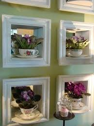 Decorating With Teacups And Saucers Crafts Home Decor Made With Teacups Saucers Teacup Violets 88