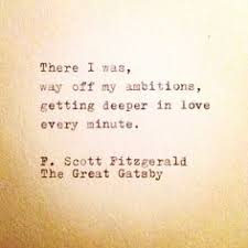The Great Gatsby Love Quotes Extraordinary 48 Best F Scott Fitzgerald Images On Pinterest Words Thinking