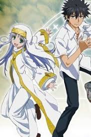Toaru Majutsu no Index-tan