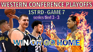Nuggets vs Jazz - Game 7 Live Score - YouTube