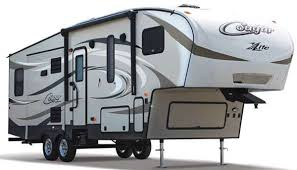 Small Picture Cougar X Lite Fifth Wheel General RV
