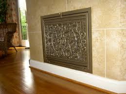 Decorative Grates Registers Decorative Air Return Covers Decorating Ideas