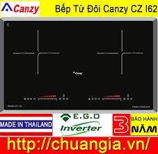 Bếp Từ Canzy CZ I62 – Made In Thailand – Chuẩn Giá