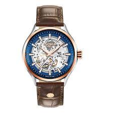 Купить <b>часы Roamer</b> 101.663.49.45.05 Competence Skeleton III в ...