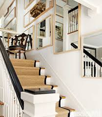 How to Dress Up Your Staircase Decor | HomeandEventStyling.com
