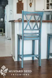 painting bar stools ideas.  Ideas Painting The Last Bar Stoolfinally  Miss Mustard Seed For Painting Bar Stools Ideas