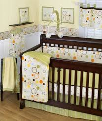 gorgeous picture of baby nursery room decoration with organic baby crib bedding epic picture of