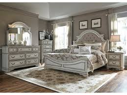 Liberty Furniture Bedroom Liberty Furniture Magnolia Manor King Upholstered Bed Great
