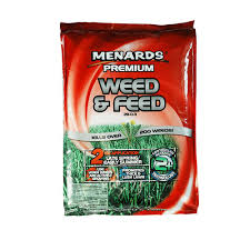 MENARDS PREMIUM Weed & Feed Lawn Fertilizer at Menards